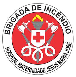 Logo Brigada de Incêndio HMJMJ